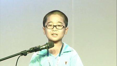 陕西赛区选拔赛6月9日上午:小学C组语言类