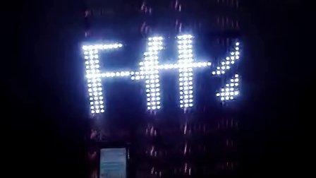 LED屏测试
