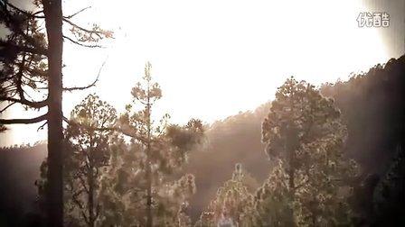 X-Bionic官方越野跑宣传短片 一流拍摄技巧 运动爱好者的视听享受