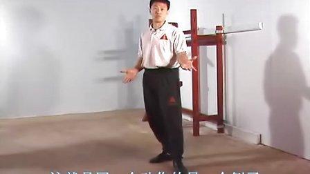【中文字幕】咏春教学-木人桩part2(孟庆丰)(高清)
