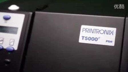 美国普印力T5ES条码机产品概述