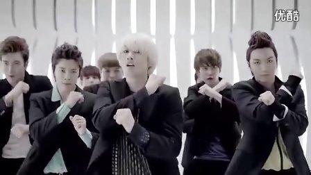 Super Junior 2011年第五专辑主打歌MR.SIMPLE超清版