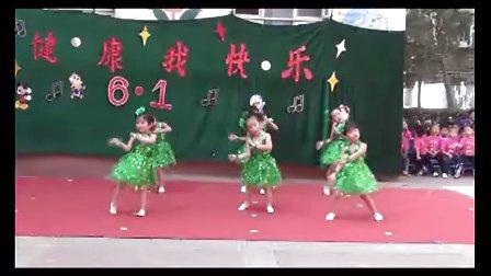 张璐璐6.1比赛 我健康我快乐 天津幼儿园