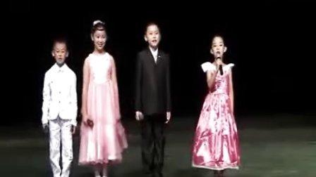 深圳幼儿小主持人培训【青瑞小主持人暑假班】