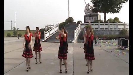 广场舞三里红