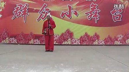 歌曲 山丹丹开花红艳艳 教场坪村 魏毓良演唱_高清