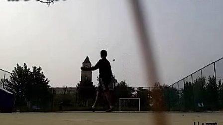 弧线球技巧教学