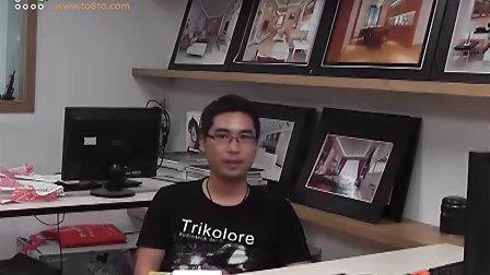 土巴兔设计师网 专访李国威《设计师与书籍》