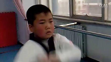 承德县第二小学跆拳道