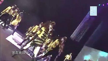SNH48红白歌会现场LIVE首曝 美少女特攻队惊艳亮相[via官博]