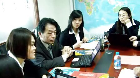 瑞中所与境外律所洽商知识产权合作