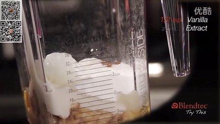香蕉鸡蛋乳酪蛋糕 -布兰泰 blendtec HP3A 食谱 完胜vitamix
