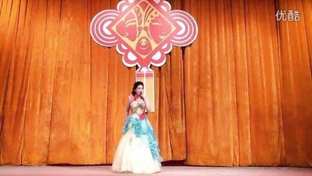 20140120 04 王莉演唱01--和谐大家庭