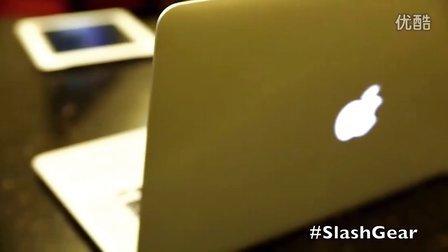 MacBook Pro 2012 Retina屏幕近距离接触