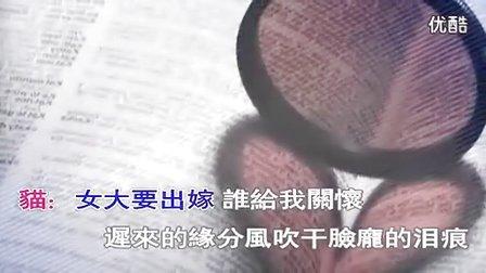 女大要出嫁     龙梅子VS老猫     高清MV_高清