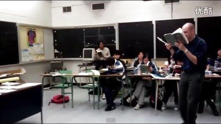 老师和学生打架!史诗般的战斗!