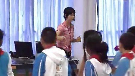二年级人教版体育-小刺猬捡苹果 201109课堂实录与教师说课