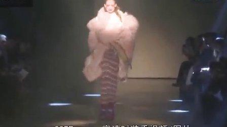 Vivienne Westwood Gold Label_2012秋冬巴黎时装秀_高清法国时装周视频