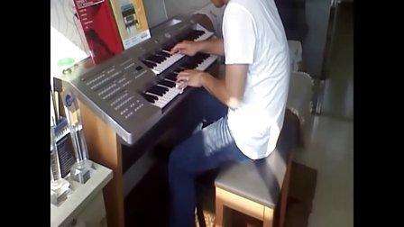 加勒比海盗-双排键电子琴(博乐音乐教育-禹锋双排键电子琴工作室)
