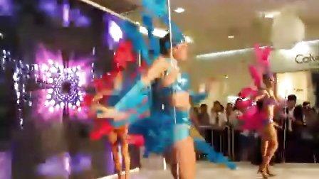 FTPCHINA 外籍桑巴舞 外籍羽毛舞 外国嘉年华舞 外国狂欢舞 巴西桑巴舞