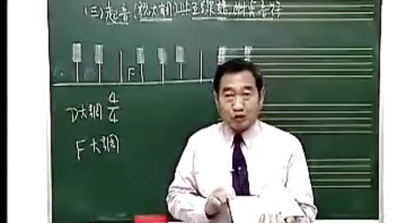 宋大叔教音乐(一)看谱学歌与基础乐理3