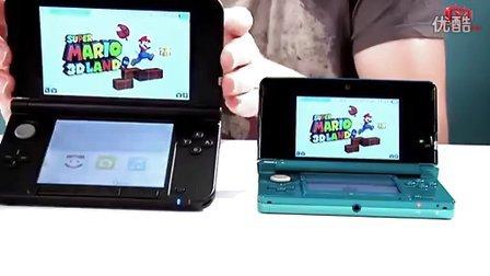 与3DS作对比!任天堂3DSLL全新视频评测
