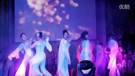 """上理印魂舞艺""""古典梅""""精彩彩排"""