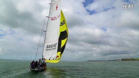 体验奥克兰:扬帆出海