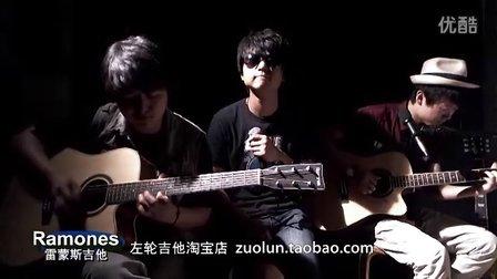 双吉他精彩合奏 左轮兄弟吉他弹唱《彩虹》