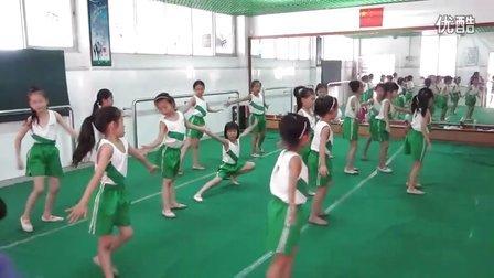 2012年广州市嘉禾新都学校舞蹈兴趣班之一宝贝向前冲舞蹈