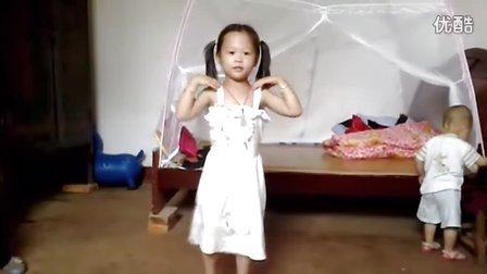 儿童舞蹈甩葱歌