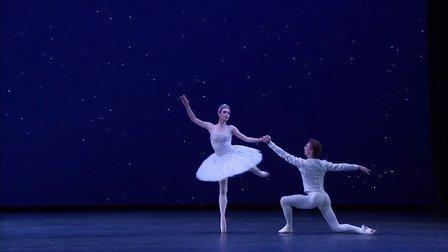 莫斯科大剧院芭蕾舞剧《宝石》之柴可夫斯基《钻石》2014
