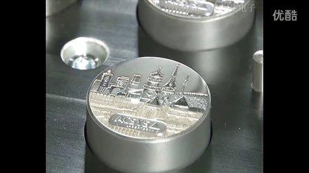 德国ACSYS高精度3D激光设备工作视频3