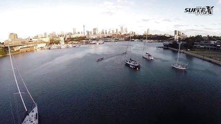XAIRCRAFT STELLA 云台 悉尼城市飞行