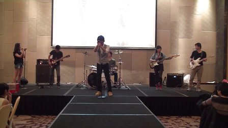 Merkle Annual Party_Band Live
