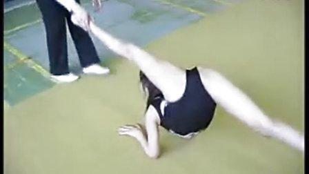 cl-kids 少儿柔术 柔术训练 被动柔术 体操训练84
