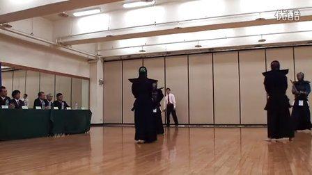 小白剑道升三段实战技视频