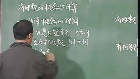 有理数的概念与计算