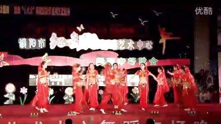 2012年濮阳市红舞鞋舞蹈艺术中心第三届舞蹈专场晚会3