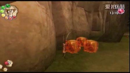 游戏视频:冰河世纪3(第六集)