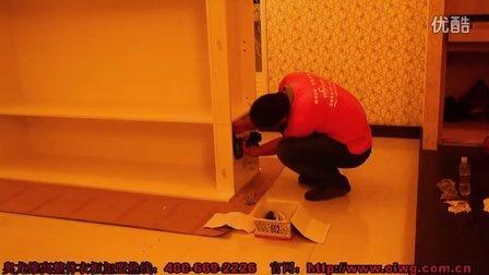 中国衣柜十大品牌——奥龙维高整体衣柜技术改革