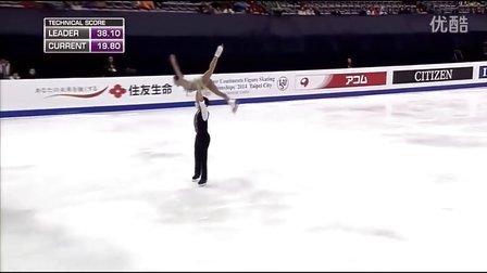 隋文静 韩聪 Wenjing Sui _ Cong Han 2014 Four Continents - SP