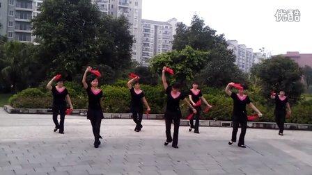 """少敏广场舞"""" 竹板舞美观"""" 广场舞"""