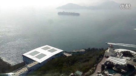 【超清晰】香港海洋公园 海洋摩天塔 第一视角录像