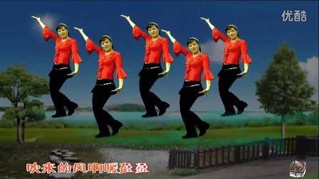 惠汝广场舞-山里红