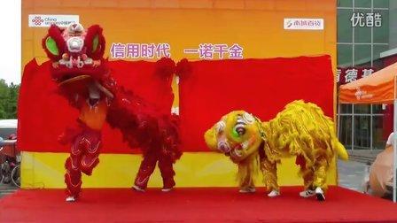 【拍客】舞狮