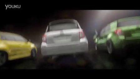 scionxd_汽车广告