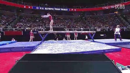 2012年美国女子体操奥运选拔赛决赛20120701
