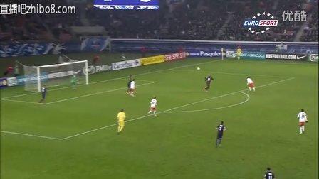 法国杯-卡瓦尼破门 巴黎1-2负蒙彼利埃无缘16强