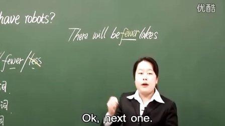 初中英语初二英语八年级英语下册倪娜第1课 Unit1 SectionA-will people ha